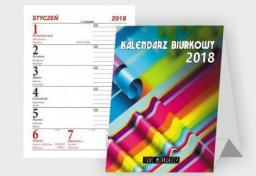 BESKIDY Kalendarz 2018 Biurkowy B9 Mini Merkurier BESKIDY (250880)