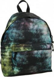 Derform Plecak młodzieżowy 16 J 11 czarno-zielono-niebieski (201653)