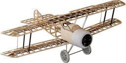DWhobby Samolot Sopwith Camel v2 Balsa KIT + Motor + ESC + 4x Serwo (DW/EWCA-14A)