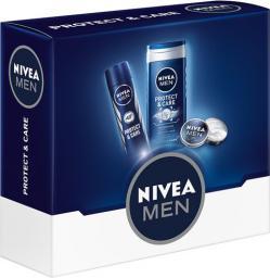 Nivea Men Protect & Care Zestaw prezentowy