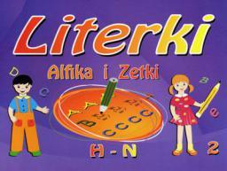 Literki Alfika i Zetki H-N