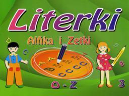 Literki Alfika i Zetki O-Z