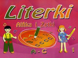 Literki Alfika i Zetki A-G