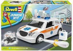 Cobi Juniot Kit. Samochód ratownictwa medycznego - 246678
