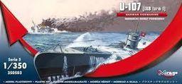 Mirage Okręt Podwodny U-107 - 217534