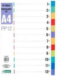 D.Rect Przekładki PP 1-12 PP12