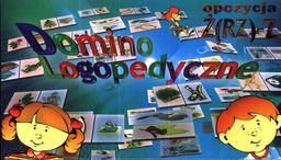 Samo-pol Gra - Domino logopedyczne Ż (RZ) - Z SAMO-POL - 188081