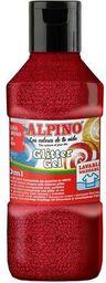 Alpino Brokat w żelu 250ml czerwony ALPINO - 203632