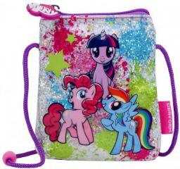 Derform Saszetka na sznurku My Little Pony wielokolorowa (246387)