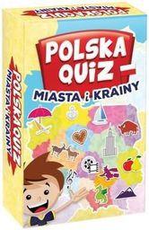 Kangur Polska Quiz. Miasta i Krainy