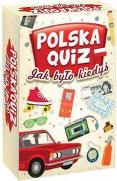 Kangur Polska Quiz. Jak było kiedyś? (240612)