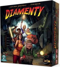 Portal Games Gra planszowa Diamenty (252385)