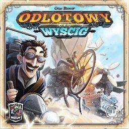 Games Factory Publishing Gra Odlotowy Wyścig