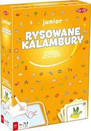 Tactic Gra planszowa Rysowane Kalambury Junior