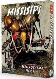 Portal Games Neuroshima Hex 3.0: Missisipi (165449)