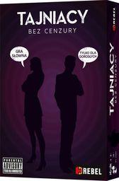 Rebel Gra planszowa Tajniacy: Bez Cenzury