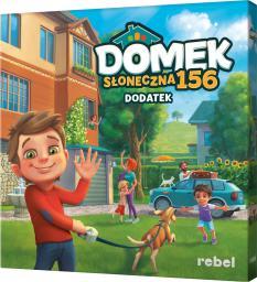 Rebel Gra planszowa Domek: Słoneczna 156 (252325)