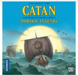 Galakta Catan: Morskie Legendy (252379)