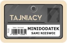 Rebel Dodatek Tajniacy: Sami Nieswoi (249633)