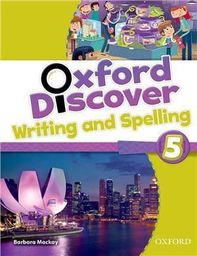 Oxford Discover 5 Writing & Spelling Book