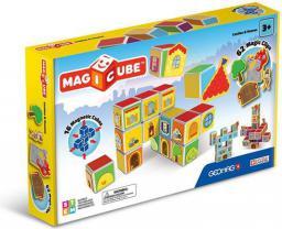 Geomag MAGICUBE Zamki i domy 144 (GEO 144)