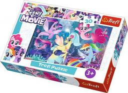 Trefl Puzzle 30el Dołącz do zabawy My Little Pony Movie (18216)
