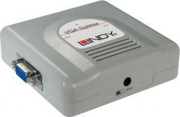 LINDY splitter VGA 1xIN,  2xOUT (32350)