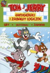 Arystoteles Tom i Jerry Łamigłówki i zabawy logiczne