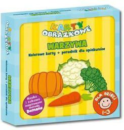 Edgard Karty obrazkowe Warzywa