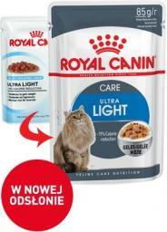 Royal Canin LIGHT galaretka 85g saszetka