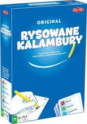 Tactic Gra Rysowane Kalambury Original 2017 (32639)