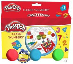 Play-Doh PlayDoh Zestaw Uczę się cyferek (GXP-604281)
