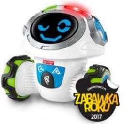 Fisher Price Robot Movi Mistrz Zabawy (FKC36)
