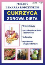 Porady lek. rodzinnego. Cukrzyca. Zdrowa dieta (wyd. 2)