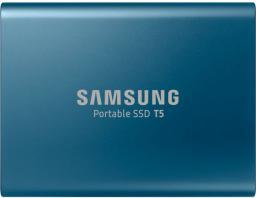 Dysk zewnętrzny Samsung SSD T5 250 GB (MU-PA250B/EU)