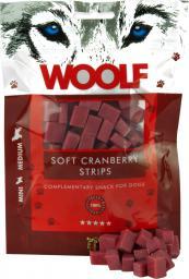 Brit WOOLF SNACK - SOFT CRANBERRY STRIPS 100g
