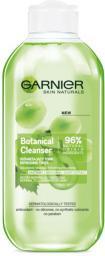 Garnier Skin Naturals Botanical Grape Extract Tonik odświeżający do demakijażu 200ml
