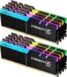 Pamięć G.Skill Trident Z RGB, DDR4, 64 GB,3733MHz, CL17 (F4-3733C17Q2-64GTZR)