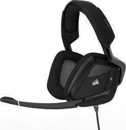 Słuchawki Corsair Void Pro RGB USB Dolby 7.1 Carbon Black (CA-9011154-EU)