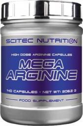 Scitec Nutrition Mega Arginine - 140 kapsułek