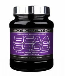 Scitec Nutrition BCAA 6400 125 tabl.