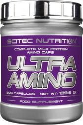 Scitec Nutrition Ultra Amino 200 kaps.