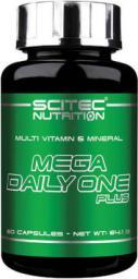 Scitec Nutrition Mega Daily One PLUS 60 kaps.