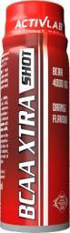 Activlab BCAA Xtra Shot pomarańcza 80ml