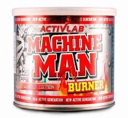 Activlab Machine Man Burner 120 kaps.