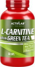 Activlab L-Carnitine Green Tea 60 kapsułek