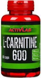 Activlab L-Karnityna 600 Super 60 kaps.