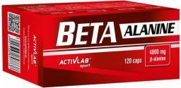Activlab Beta Alanina 120 kaps.