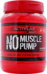 Activlab No Muscle Pump Grejpfrut 750g