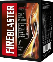 Activlab Fireblaster owoce tropikalne 20x12g